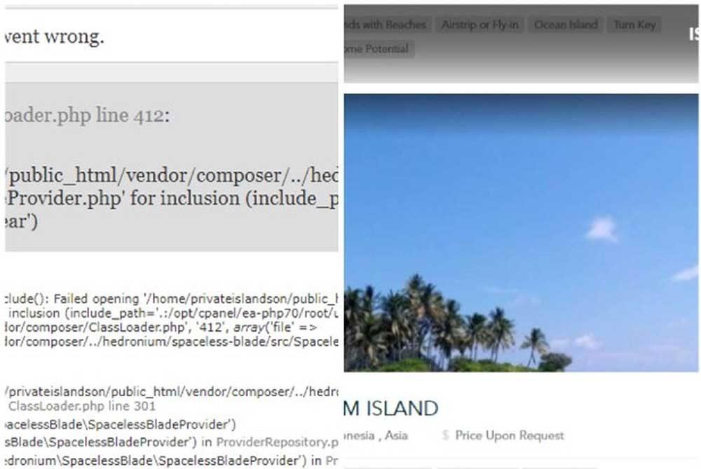 Jual Sejumlah Pulau di Indonesia, Situs Ini Tak Bisa Diakses Lagi
